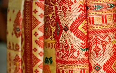 Assam Silk Is The Best in The World, But Its Running Out