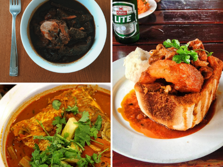 Five Amazing Diaspora Dishes You Need To Try this Christmas