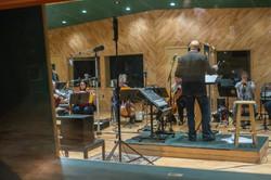 Disney Recording Session Nashville
