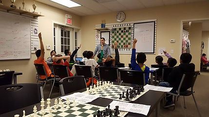 Dean of Chess - Our Instructors