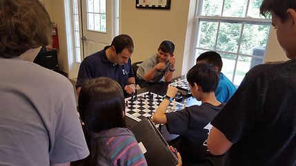 Dean of Chess - About Us