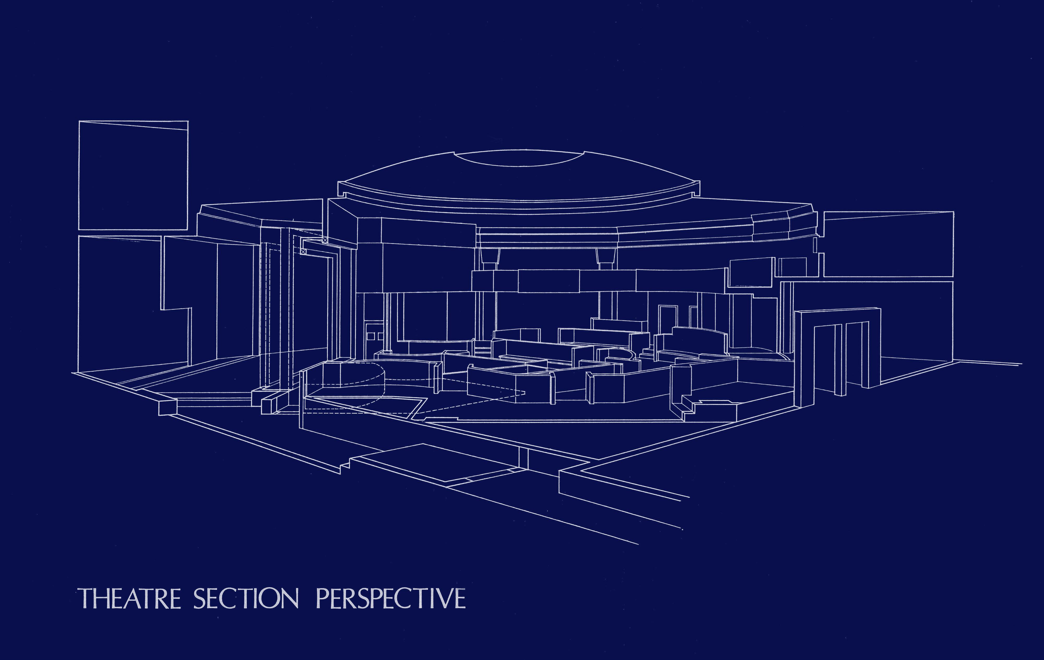 Dobbs Theatre Perspective Invert