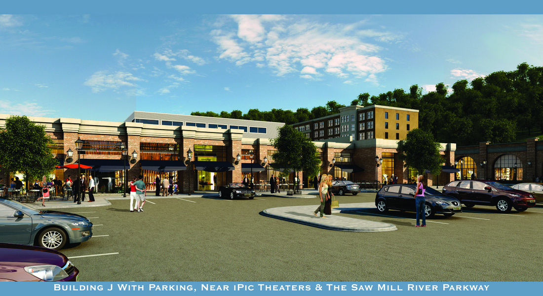 Rivertowns Square Development