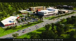 Rivertowns Square Development
