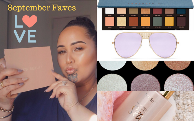 September Faves x