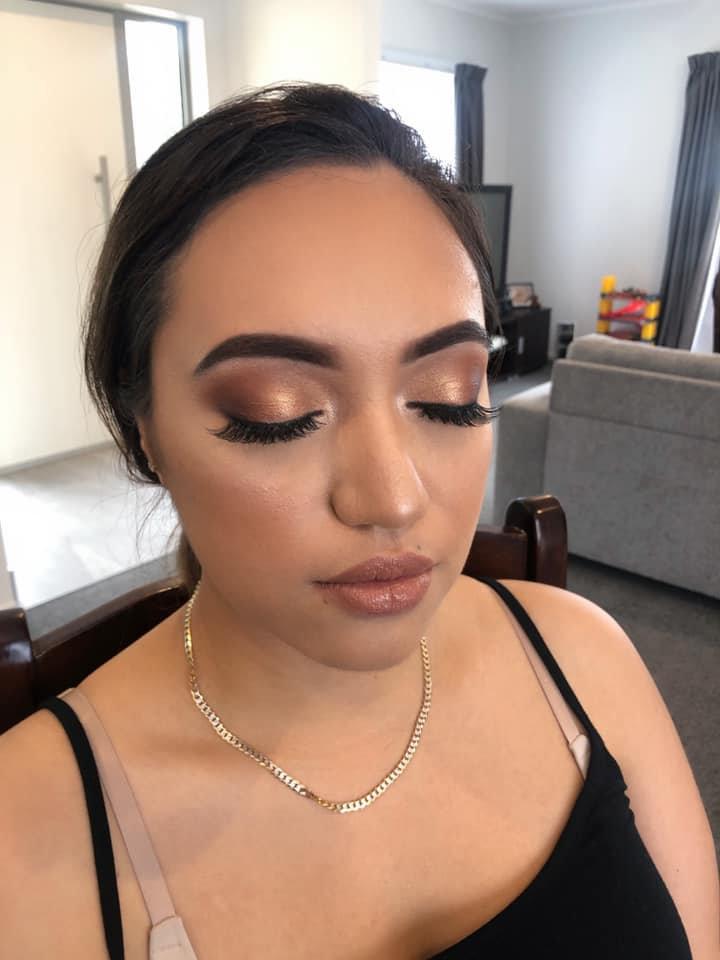 Soft Glam Makeup