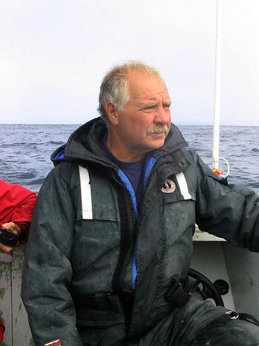 Captain Boyce Roberts