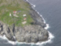 This is the farthest point north in Newfoundland, Cape Bauld on Quirpon Island, 2003