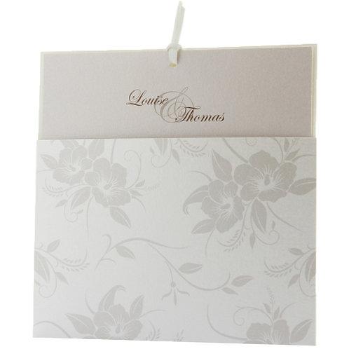 Hochzeitseinladung Blumenstrauß – Belarto