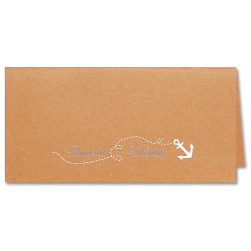 Hochzeitseinladung mit Einsteckkärtchen – Fenzl