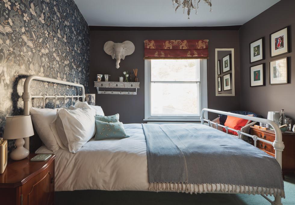 South Western bedroom