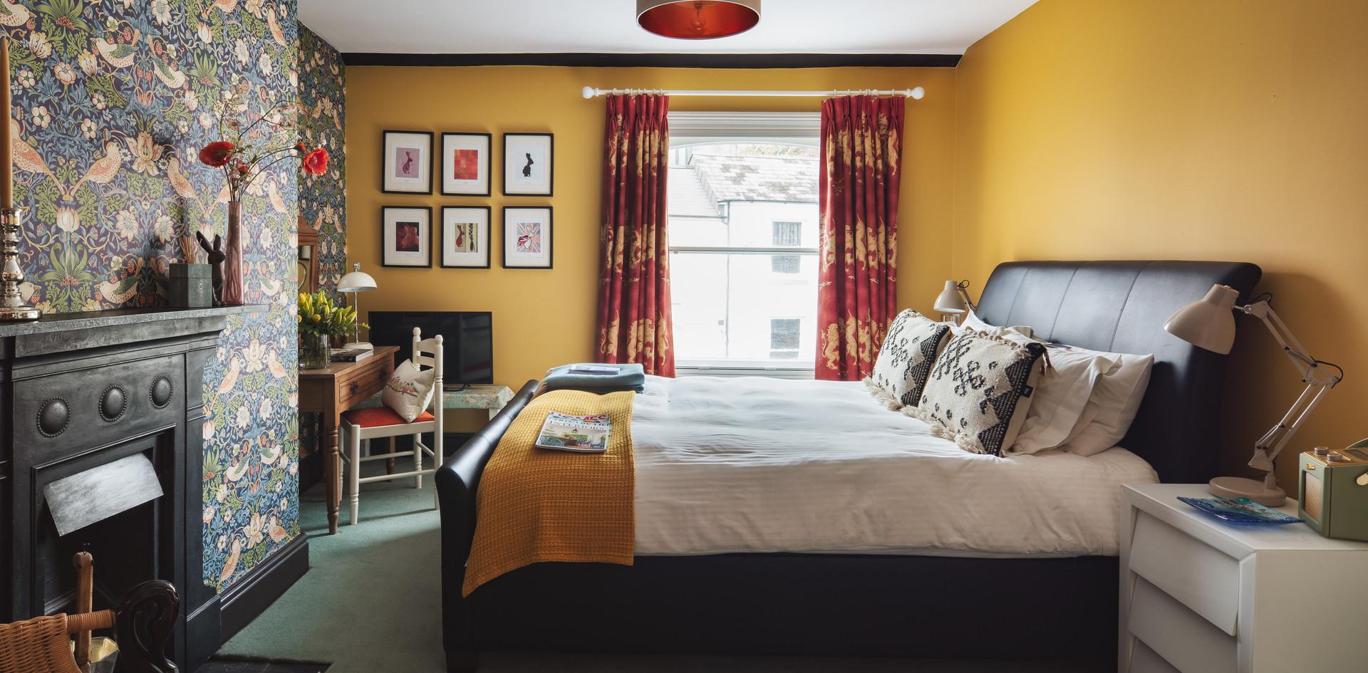 Crown bedroom