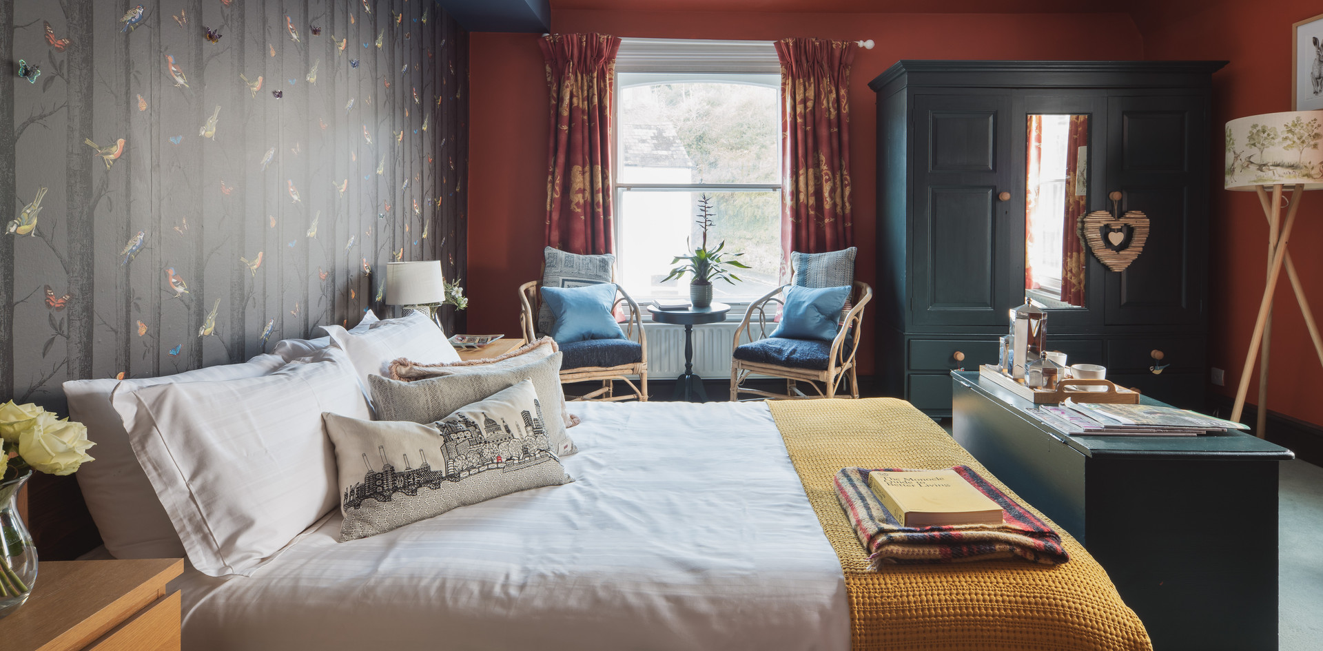 Dartmoor bedroom