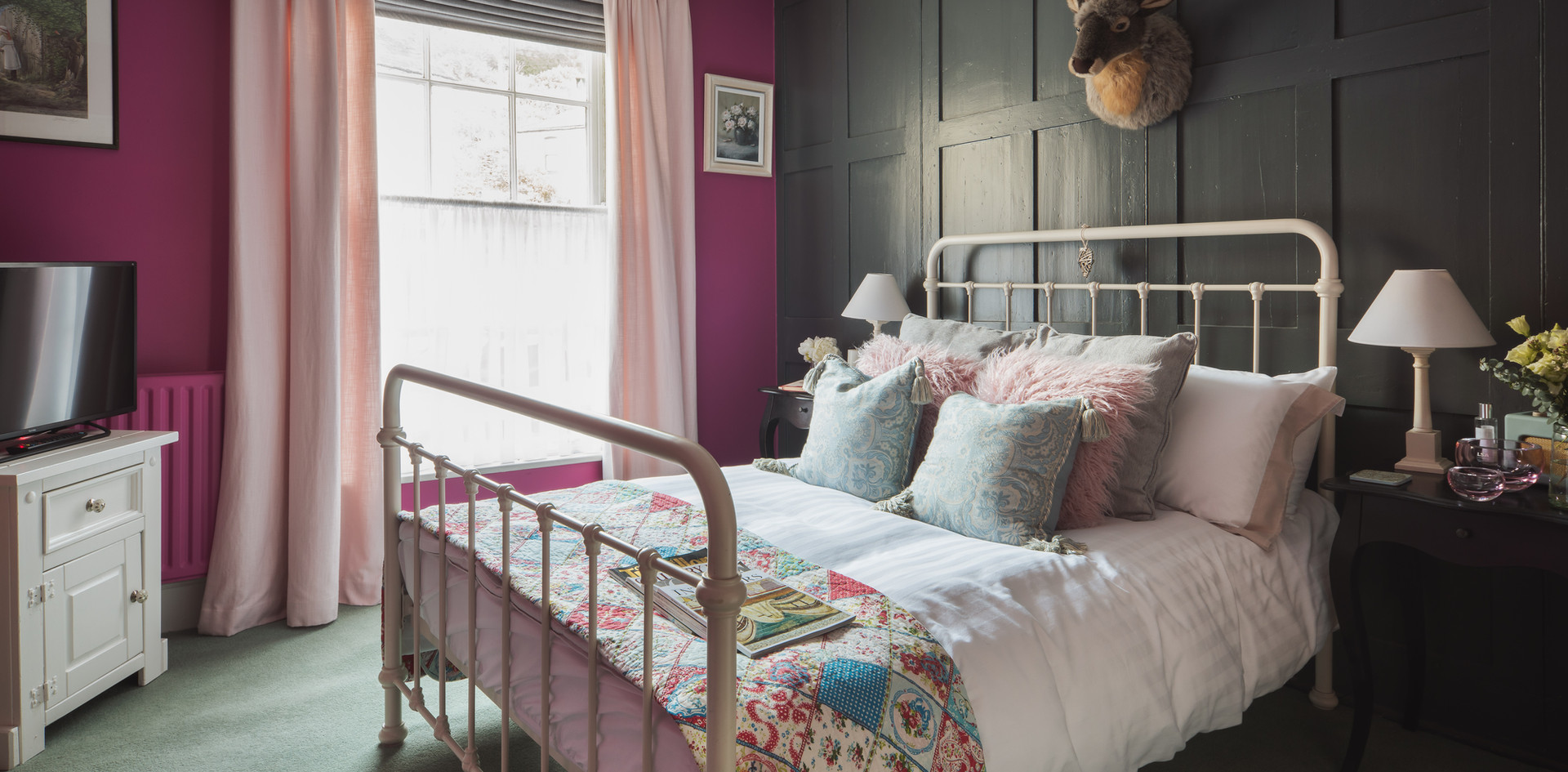 Drake bedroom