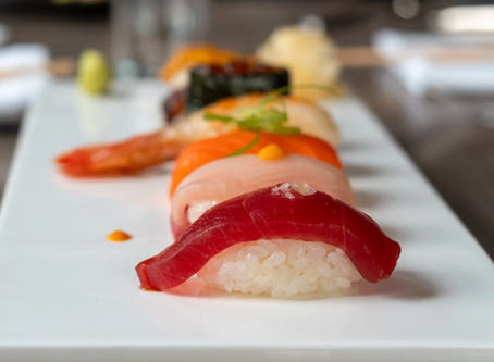 10 Great Spots for Sushi Takeout and Delivery Around DC   Washingtonian