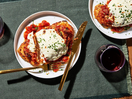 Chicken Parm Featured in Washington Post's Voraciously