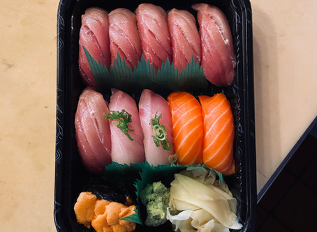 14 Options for Takeout and Delivery Sushi Around D.C.   Eater