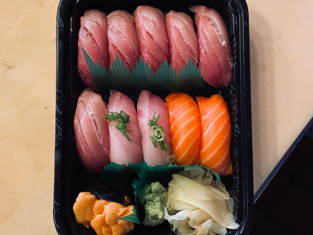 14 Options for Takeout and Delivery Sushi Around D.C. | Eater