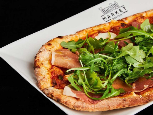 Monti Roman Pizzeria Named Ultimate Boston Pizza Place by Thrillist