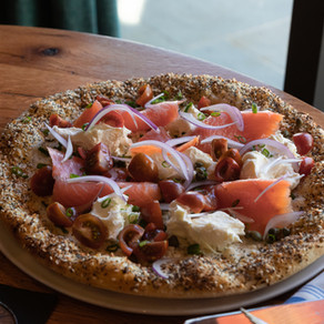 Where to Find Pizza Bagels and Brunch Pizzas Around DC