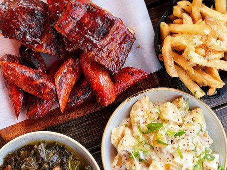 New at Mosaic: Chef Pat's Summer BBQ Pop-Up