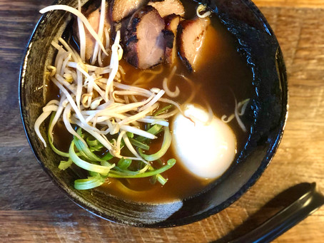 Have you heard about our new sushi + ramen outpost - NAMA 14?