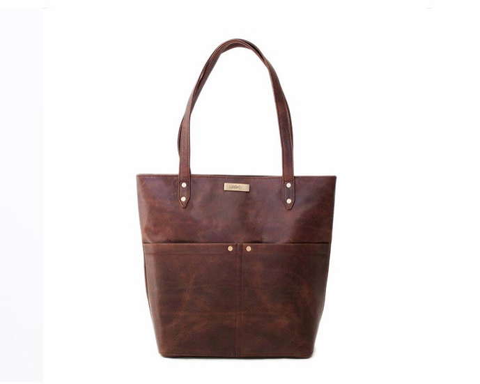 Betty Handbag - Brown