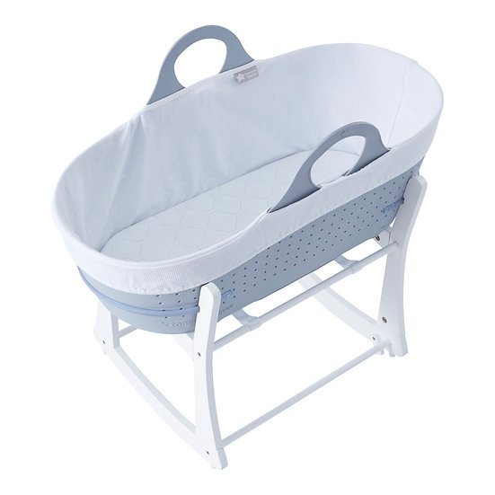 Tommee Tippee Sleepee Baby Moses Basket & Stand
