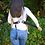 Thumbnail: Snuggleroo Baby Carrier - Grey