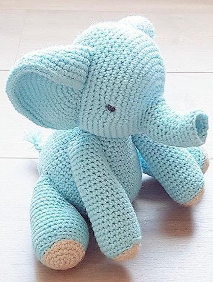 Amigurami Elephant