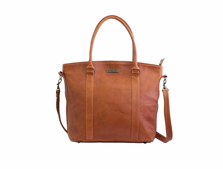 Emma Handbag - Toffee