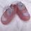 Thumbnail: Felt Baby Shoes 0-3 months