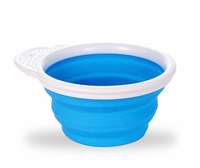 Munchkin Go Bowl - Collapsible On-the-Go