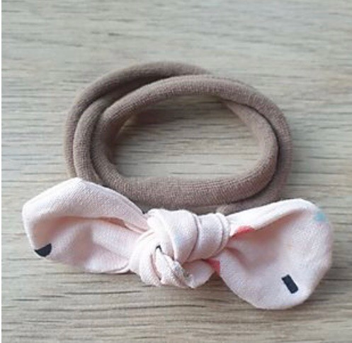 Confetti Knotted Headband