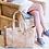 Thumbnail: Luxury Baby Bag - Tan