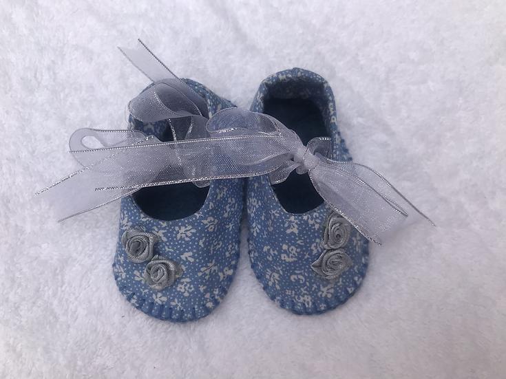 Felt Baby Shoes Newborn