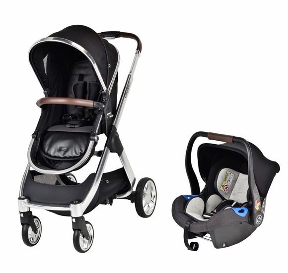 Lunar Travel System Chrome