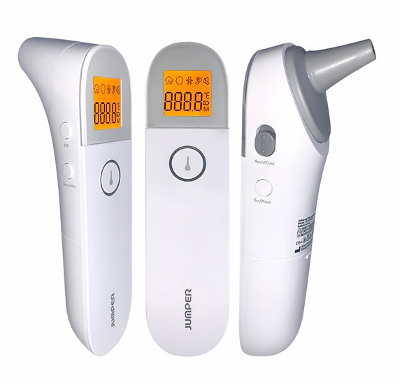 Jumper Baby 3-in-1 Ear & Forehead Thermometer