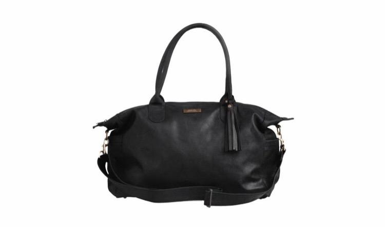 Classic Baby Bag - Black
