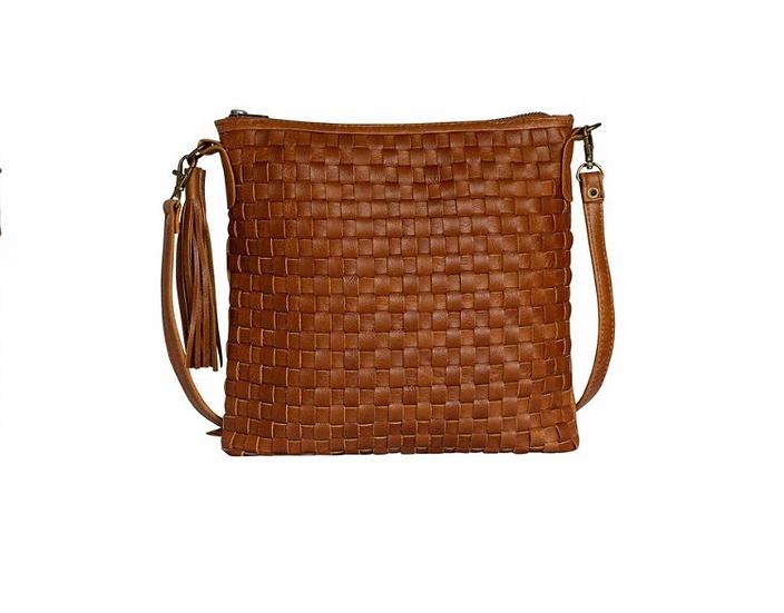 Alexa Handbag - Toffee