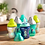 Thumbnail: Tommee Tippee 260ml Decorated Bottle 6 Pack - Boy
