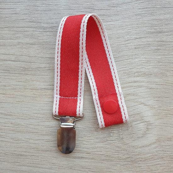 Red Dummy Clip