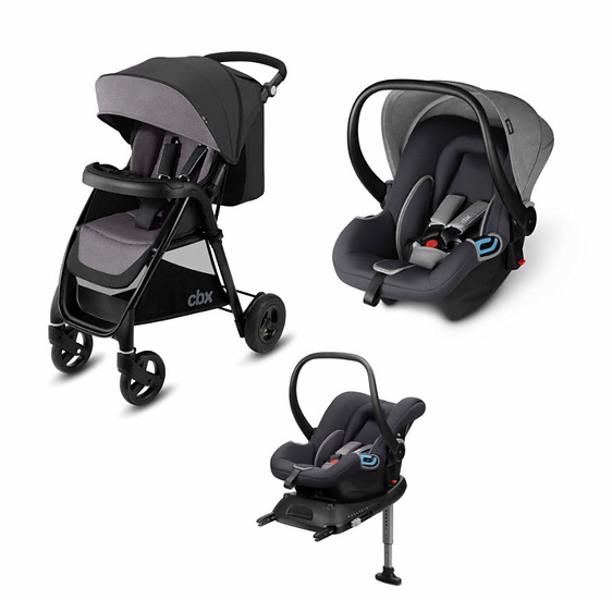 Chelino Misu Air Travel System - Grey