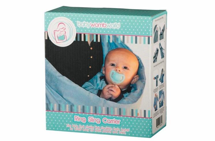 Babywombworld Baby Sling