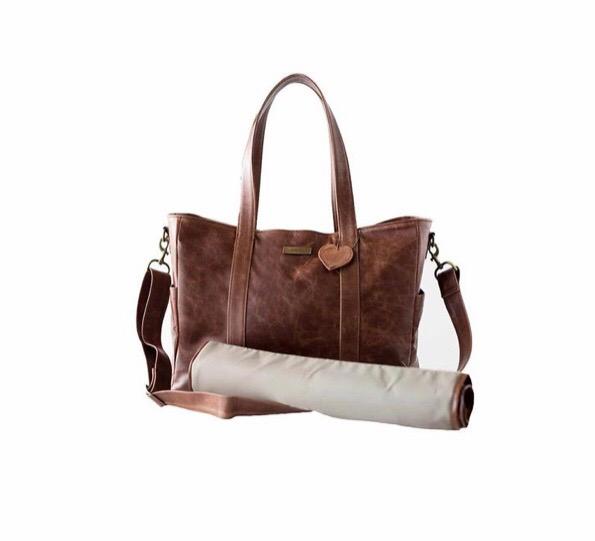 Luxury Baby Bag - Brown