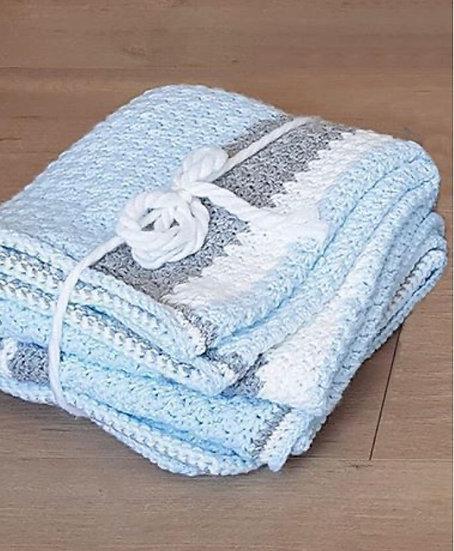 Owl Set Baby Blanket