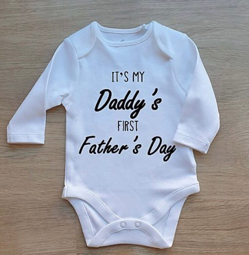 My Daddy's First Father's Day