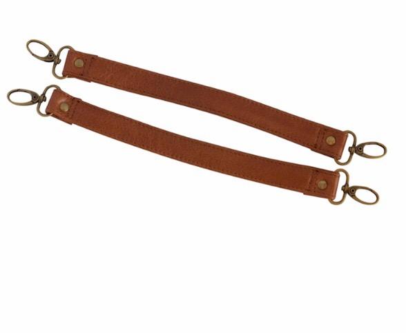 Leather Stroller Straps