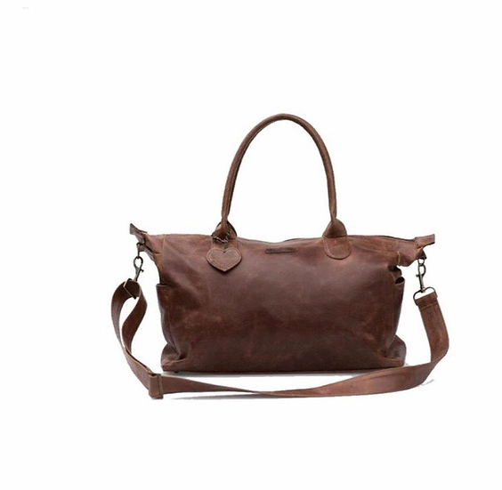 Classic Baby Bag - Brown