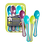 Thumbnail: Tommee Tippee Explora Feeding Spoons - Set of 4 (6m+)